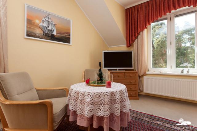 Apartamenty w Pobierowie
